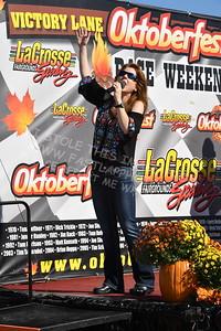 """20171008 290 - ARCA Midwest Tour """"Oktoberfest Race Weekend"""" at LaCrosse Fairgrounds Speedway - West Salem, WI - 10/8/17"""