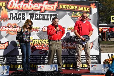 """20171008 284 - ARCA Midwest Tour """"Oktoberfest Race Weekend"""" at LaCrosse Fairgrounds Speedway - West Salem, WI - 10/8/17"""