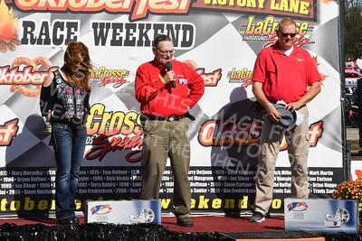 """20171008 286 - ARCA Midwest Tour """"Oktoberfest Race Weekend"""" at LaCrosse Fairgrounds Speedway - West Salem, WI - 10/8/17"""