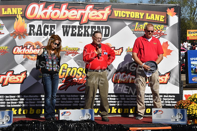"""20171008 285 - ARCA Midwest Tour """"Oktoberfest Race Weekend"""" at LaCrosse Fairgrounds Speedway - West Salem, WI - 10/8/17"""