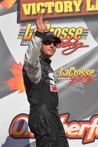 """20171008 269 - ARCA Midwest Tour """"Oktoberfest Race Weekend"""" at LaCrosse Fairgrounds Speedway - West Salem, WI - 10/8/17"""