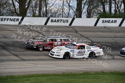 "20180506-163 - ARCA Midwest Tour ""Joe Shear Classic 200"" at Madison International Speedway - Oregon, WI 5/6/2018"