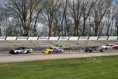 "20180506-152 - ARCA Midwest Tour ""Joe Shear Classic 200"" at Madison International Speedway - Oregon, WI 5/6/2018"