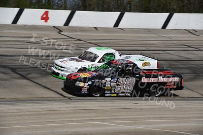 "20180506-093 - ARCA Midwest Tour ""Joe Shear Classic 200"" at Madison International Speedway - Oregon, WI 5/6/2018"