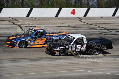 "20180506-083 - ARCA Midwest Tour ""Joe Shear Classic 200"" at Madison International Speedway - Oregon, WI 5/6/2018"