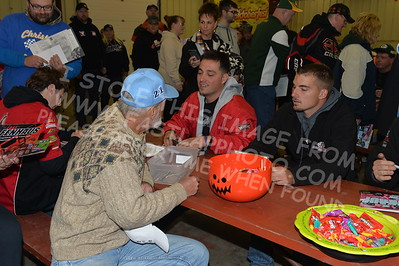 20181007 319 - 49th Annual Oktoberfest Race Weekend at La Crosse Fairgrounds Speedway - West Salem, WI - 10/7/18