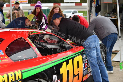20181007 020 - 49th Annual Oktoberfest Race Weekend at La Crosse Fairgrounds Speedway - West Salem, WI - 10/7/18