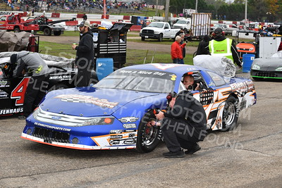 20181007 050 - 49th Annual Oktoberfest Race Weekend at La Crosse Fairgrounds Speedway - West Salem, WI - 10/7/18