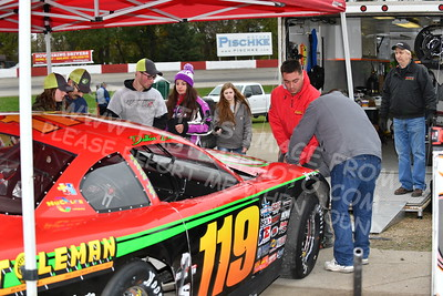 20181007 019 - 49th Annual Oktoberfest Race Weekend at La Crosse Fairgrounds Speedway - West Salem, WI - 10/7/18