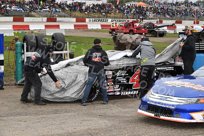 20181007 049 - 49th Annual Oktoberfest Race Weekend at La Crosse Fairgrounds Speedway - West Salem, WI - 10/7/18