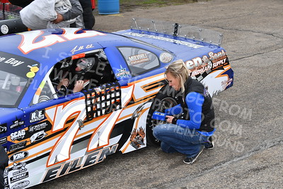 20181007 053 - 49th Annual Oktoberfest Race Weekend at La Crosse Fairgrounds Speedway - West Salem, WI - 10/7/18