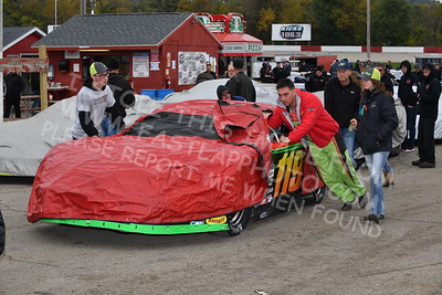 20181007 036 - 49th Annual Oktoberfest Race Weekend at La Crosse Fairgrounds Speedway - West Salem, WI - 10/7/18