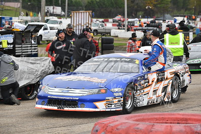 20181007 048 - 49th Annual Oktoberfest Race Weekend at La Crosse Fairgrounds Speedway - West Salem, WI - 10/7/18