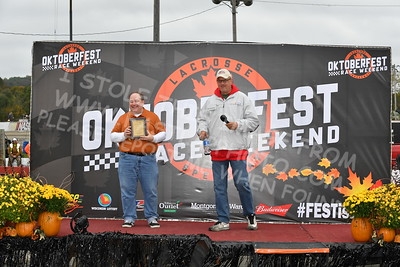 20181007 014 - 49th Annual Oktoberfest Race Weekend at La Crosse Fairgrounds Speedway - West Salem, WI - 10/7/18