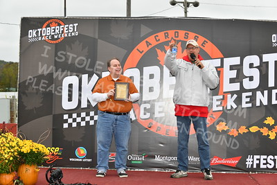 20181007 013 - 49th Annual Oktoberfest Race Weekend at La Crosse Fairgrounds Speedway - West Salem, WI - 10/7/18