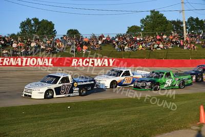 "20200804-964 - ARCA Midwest Tour ""Gandrud Auto Group Dixieland 250"" at Wisconsin International Raceway - Kaukauna, WI 8/4/2020"