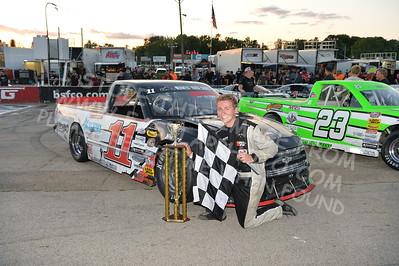 "20200804-162 - ARCA Midwest Tour ""Gandrud Auto Group Dixieland 250"" at Wisconsin International Raceway - Kaukauna, WI 8/4/2020"