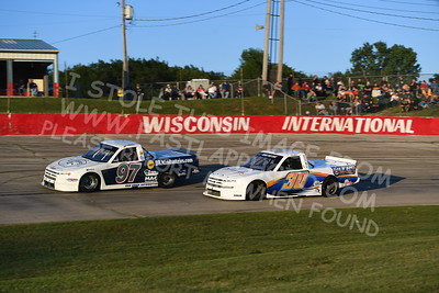 "20200804-969 - ARCA Midwest Tour ""Gandrud Auto Group Dixieland 250"" at Wisconsin International Raceway - Kaukauna, WI 8/4/2020"