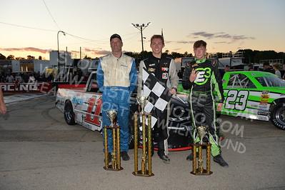 "20200804-173 - ARCA Midwest Tour ""Gandrud Auto Group Dixieland 250"" at Wisconsin International Raceway - Kaukauna, WI 8/4/2020"