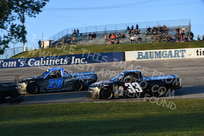 "20200804-966 - ARCA Midwest Tour ""Gandrud Auto Group Dixieland 250"" at Wisconsin International Raceway - Kaukauna, WI 8/4/2020"