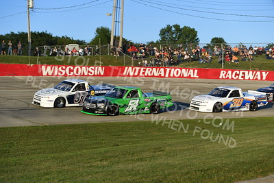 "20200804-957 - ARCA Midwest Tour ""Gandrud Auto Group Dixieland 250"" at Wisconsin International Raceway - Kaukauna, WI 8/4/2020"