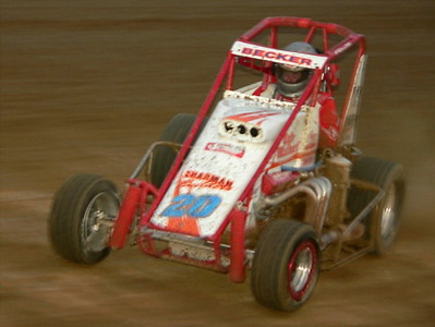 ARDC at the Elm City track (CLR) on 8/6/05
