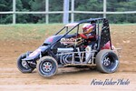 dirt track racing image - a) ARDC Midgets 048