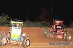 dirt track racing image - a) ARDC Midgets 100