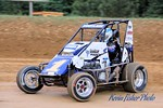 dirt track racing image - a) ARDC Midgets 067