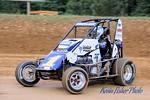 dirt track racing image - a) ARDC Midgets 067
