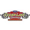Cedar Lake Speedway web Logo