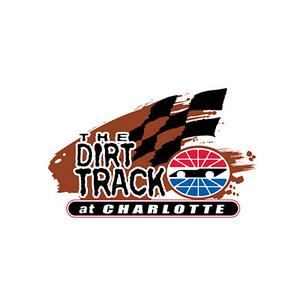 charlotte dirt track logo