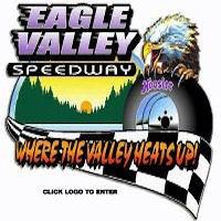 Eagle Valley Speedway logo