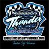 mississippi thunder speedway logo