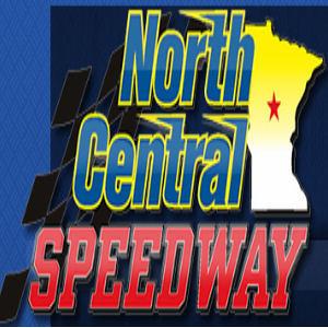 North Central Speedway logo 1x1