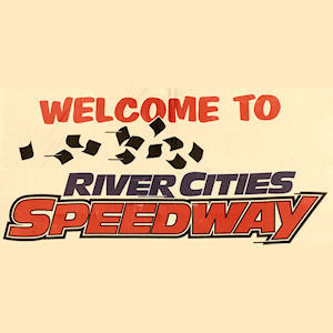 River Cities Speedway logo