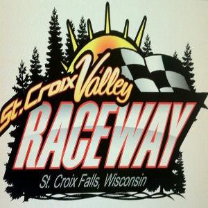 St Croix Valley Raceway Logo