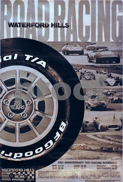 1983 WHRRI Poster