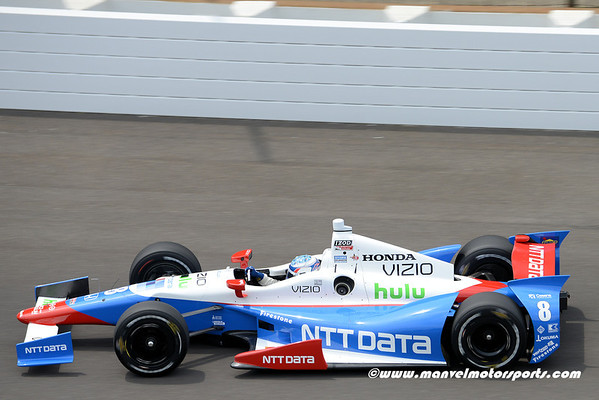 2013 Indy 500 Practice 16 May 2013