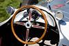 Juan Manuel Fangio 1955 Mercedes W196R F1 Car