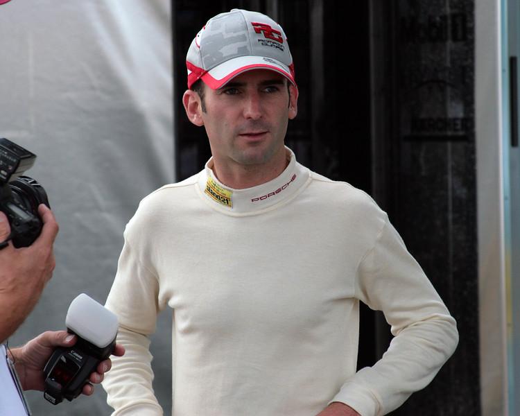 Penske Driver Romain Dumas