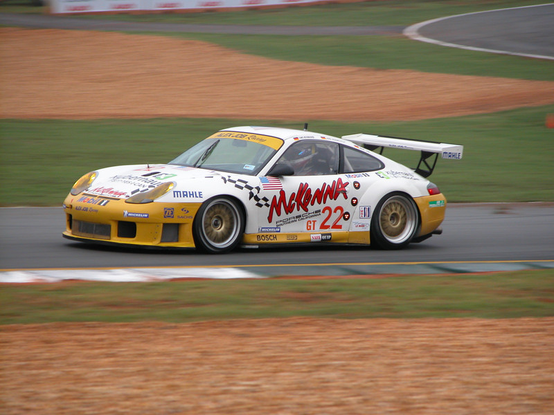 Alex Job Racing Porsche 911 GT3