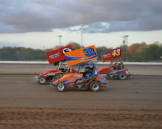 This photo appeared on the April 24th edition of Area auto Racing News.