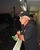"""This photo of Doug Hoffman taken during the """"Night of Wings""""event at Bridgeport Speedway was reprinted in the October 2nd. edition of Area Auto Racing News along with an article about Doug and Gena's first year operating the speedway."""