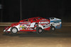 This battle between Billy Pauch Sr. and Ryan Godown was captured by RSI photographer Laura Sweeten at the final Poker Series race at Bridgeport Spedway and appeared in the November 13th edition of Area Auto Racing News.