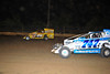 """Jommy Horton got his first victory of the year at the """"Jersey Rush II"""" at New Egypt Speedway.  This picture appeared in the August 28th edition of AARN."""