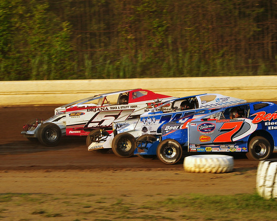 This three wide shot was taken on June 9th and appeared in the June 12th edition of AARN.