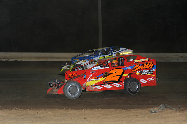 This Rusty Smith, Ryan Watt photo appeared in the June 4 edition of AARN.