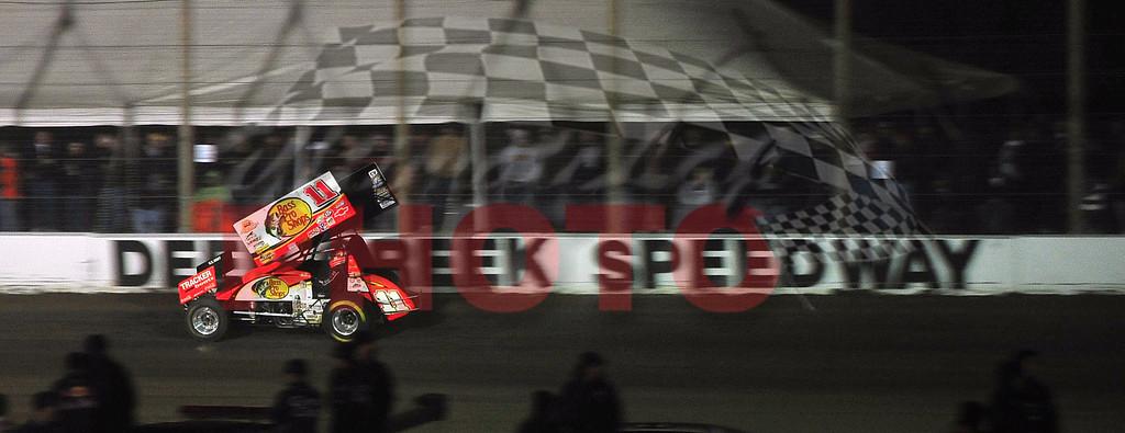 Deer Creek Speedway, WoO, September 17th, 2011