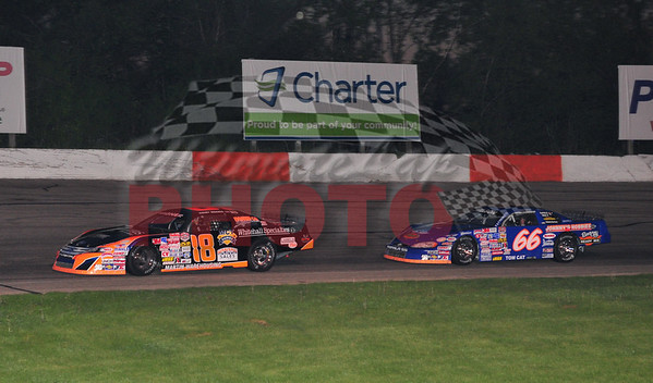 May 21st, LaCrosse Speedway Races